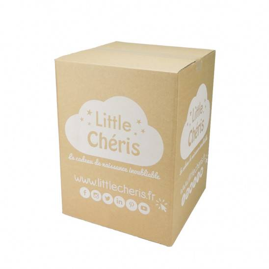 Carton de livraison Little Chéris - Taille L