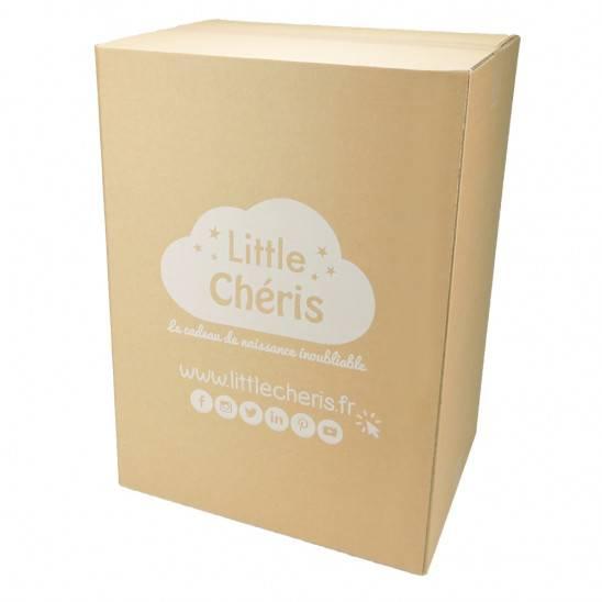 Carton de livraison Little Chéris - Taille XL