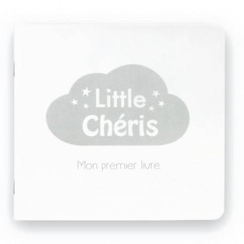 """Panier """"Bonheur"""" 7 articles - GRIS étoilé"""