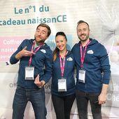C'est parti pour la dernière journée au #salonsce de Paris La Defense! Si votre comité d'entreprise ne travaille pas encore avec nous, envoyez le nous... #cadeaunaissance #cadeaunaissancepersonnalisé #cadeaubebe #ressourceshumaines #cadeauentreprise #comitedentreprise